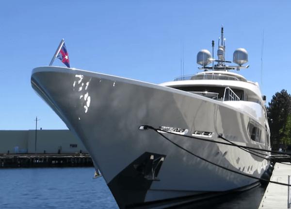 Betsy Devos Yacht