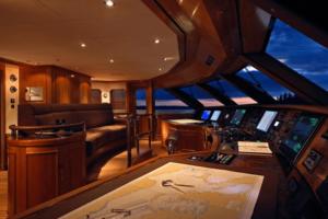 Venus Yacht Interior