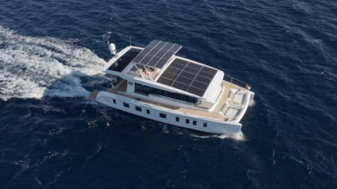 Solar-Powered Boats
